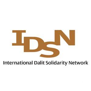 International Dalit Solidarity Network Logo